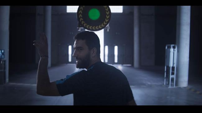 Arda Turan'dan yeni reklam filmi