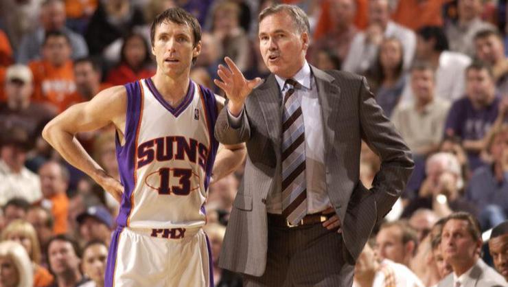 Steve Nash'in eski antrenörü, yardımcısı oldu