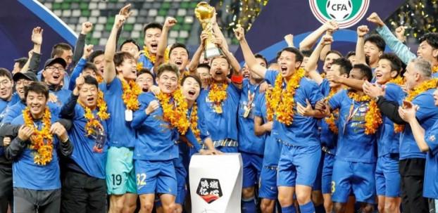İşte Çin Ligi'nin 2020 şampiyonu...