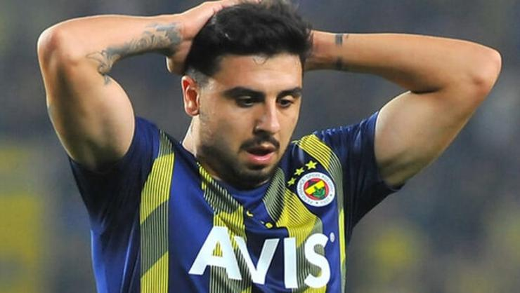 Fenerbahçe'de flaş Ozan Tufan gelişmesi