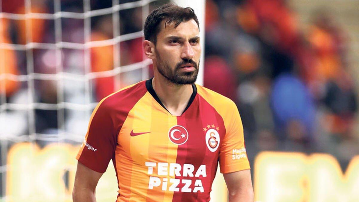Galatasaray'da dikkat çeken Şener Özbayraklı gelişmesi
