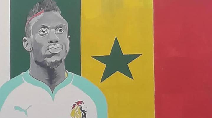 Mbaye Diagne'den anlamlı hareket