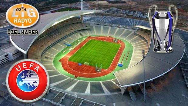 Olimpiyat'ın Süper Kupa sınavı, UEFA'nın seyirci planı