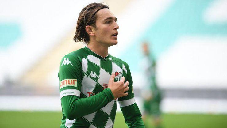 ''Hedefim Avrupa'da futbol oynamak''