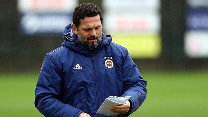 Fenerbahçe'de Erol Bulut'un ilk yarı istatistiği!