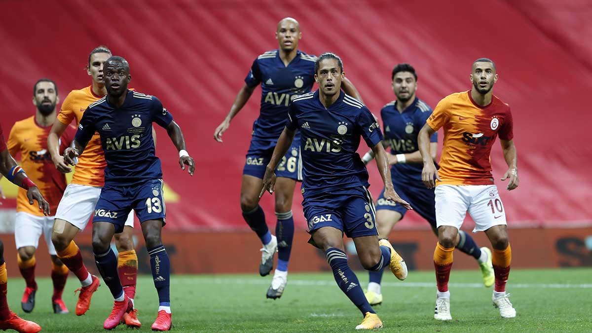 Fenerbahçe ve Galatasaray yarın 393. kez karşı karşıya