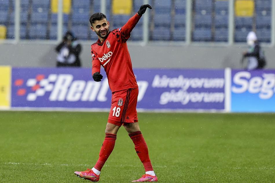 Beşiktaş'ta Rachid Ghezzal farkı