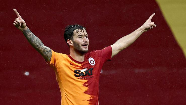 Galatasaray'da Oğulcan Çağlayan ritmini arttırdı