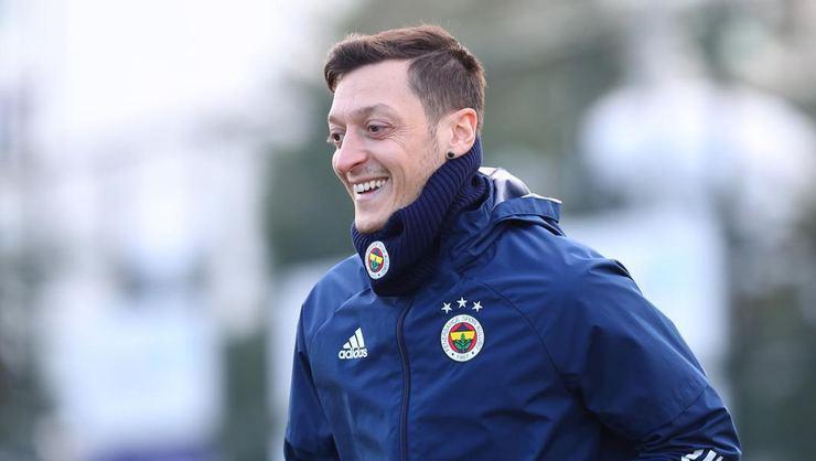 Samandıra'da Mesut Özil rüzgarı