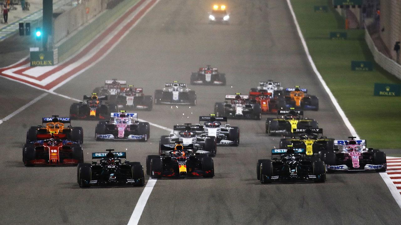 Formula 1'de 2021 sezonu heyecanı...
