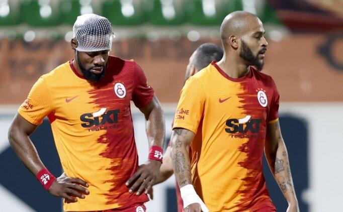 Galatasaray'da Marcao ve Christian Luyindama gelişmesi!