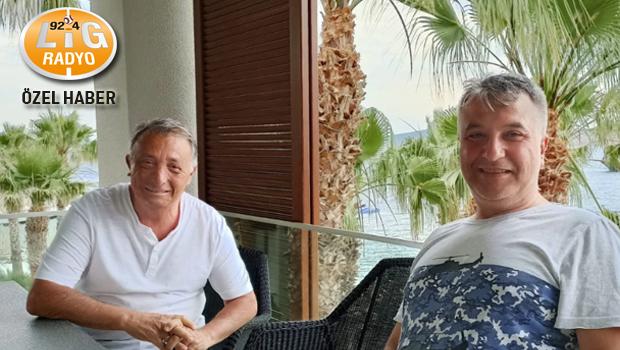 Ahmet Nur Çebi'den 'Lig Radyo'ya Özel' açıklamalar...