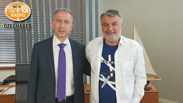 Metin Öztürk'ten 'Lig Radyo'ya özel açıklamalar...