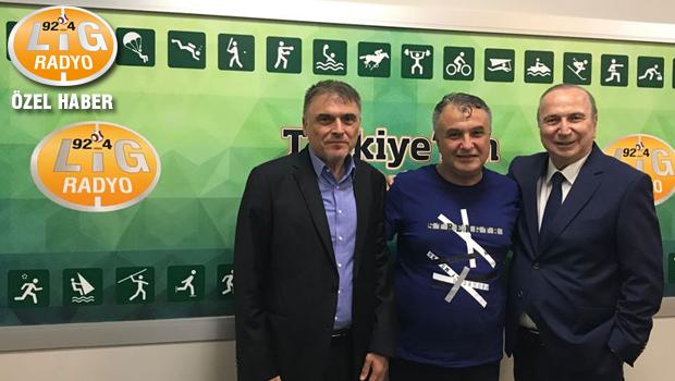 İbrahim Özdemir'den 'Lig Radyo'ya Özel Açıklamalar...